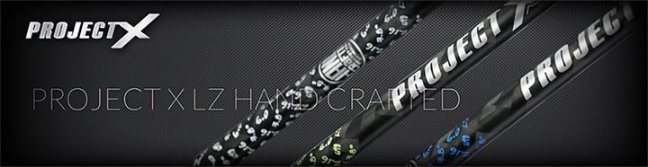 Project X Hand Crafted Graphite Shafts